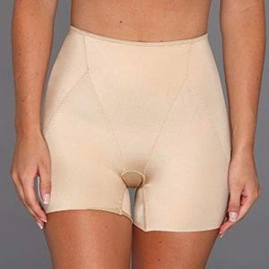 """SPANX Nude """"Booty Boost Girl Short"""" w/Butt Pads"""